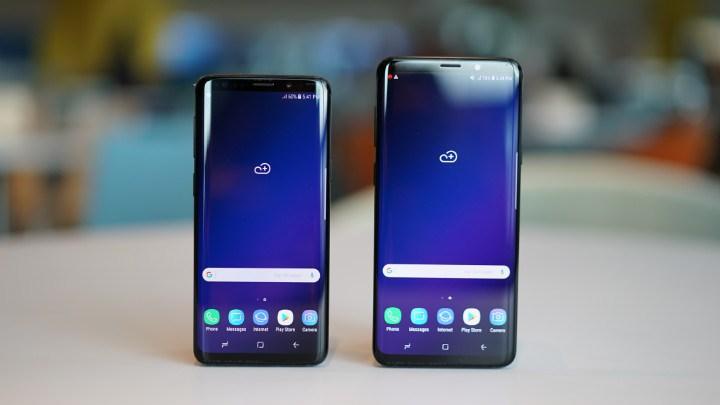 Galaxy S9 ve Galaxy S9 Plus ilk güncellemelerini aldılar