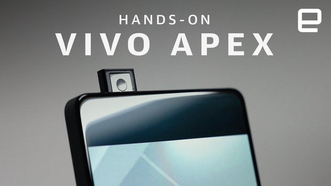 Vivo Apex 2019 tasarım tarafında çığır açacak! %100 geliyor!!!