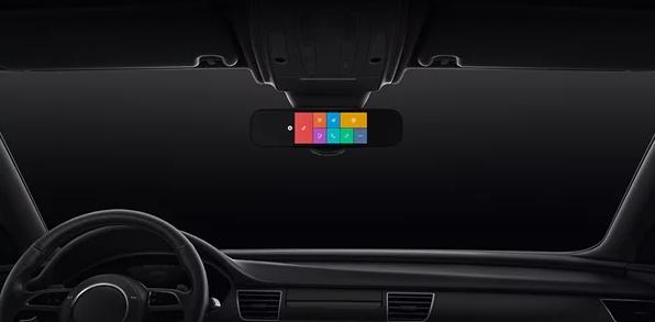 Xiaomi Akıllı Dikiz Aynası Yaptı! Otomobil Sektörü Değişiyor!