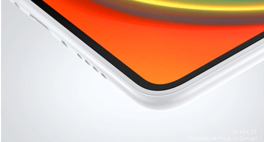 Xiaomi Mi MIX 2S ile ilgili Yeni Görseller Ortaya Çıktı! Hayal Kırklığı İçerir!