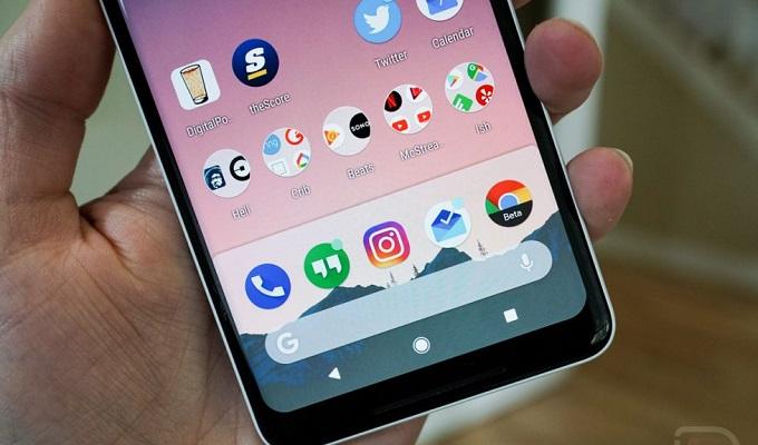 Android P Launcher uygulamasını kendi telefonunuzda deneyin!