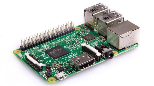 Dünyanın En Küçük Bilgisayarı Raspberry Pi 3 Tanıtıldı