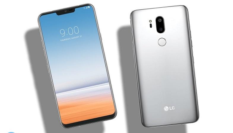 LG G7 konsept görüntüleri yayımlandı!
