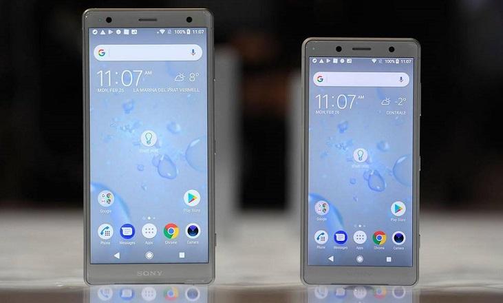 Sony Xperia XZ2 ve Xperia XZ2 Compact arasındaki farklar neler? [Galeri]