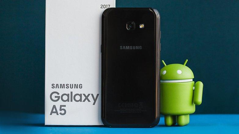 Müjde!!! Galaxy A5 2017 Android Oreo Güncellemesi Başladı