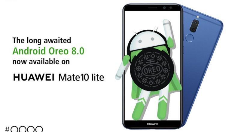 Huawei Mate 10 Lite Android Oreo güncellemesi başladı
