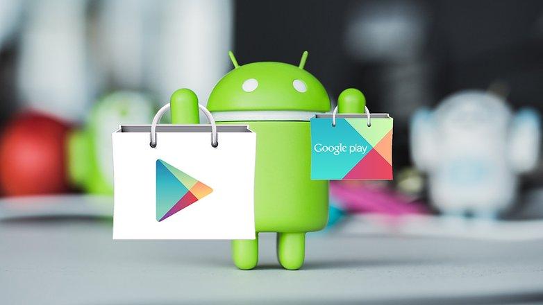 Google Play Store 'un yeni bir sürümü yayımlandı [APK indir]