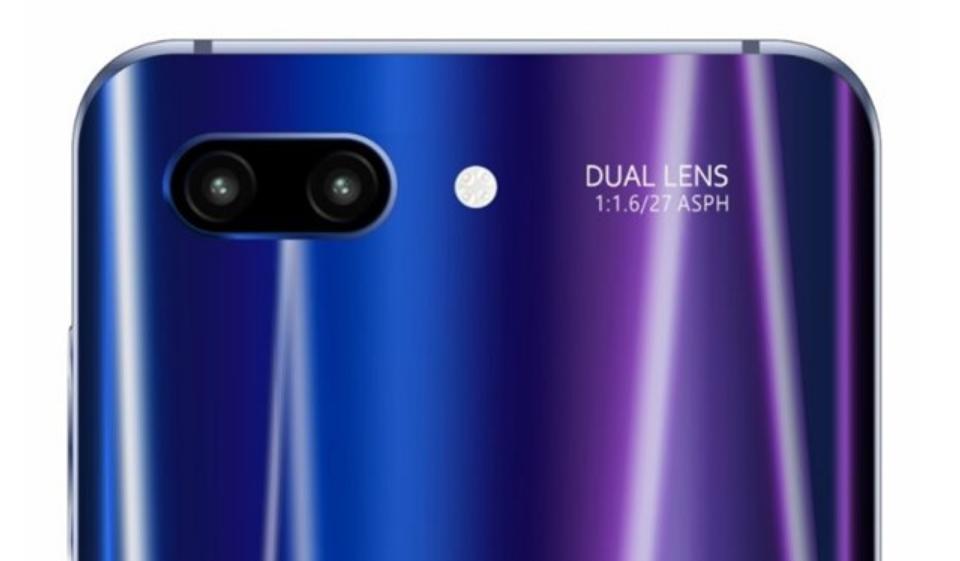 Honor 10, Huawei P20 Lite'ın daha iyi hali gibi!