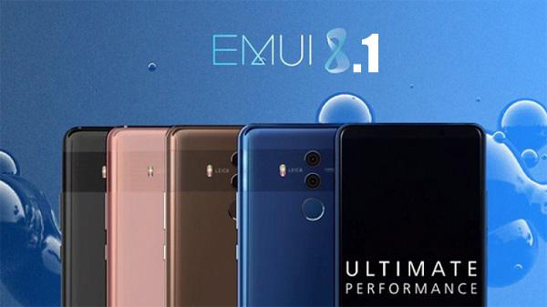 Huawei Android 8.1 ve EMUI 8.1 güncellemesi ile ilgili detaylar!