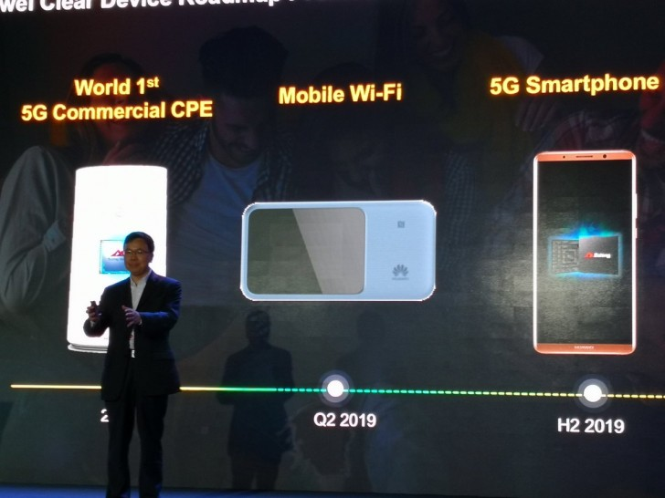 Huawei Mate 30 5G desteğine sahip olacak!