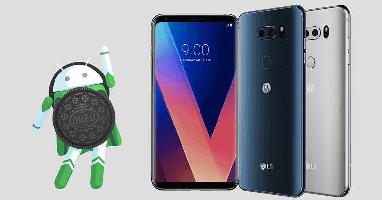 LG V30 Android Oreo ve yapay zeka güncellemesi başladı