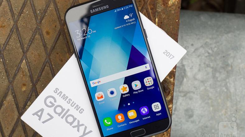 Android 8.0 Oreo bu defa Galaxy A7 2017 için yayımlandı