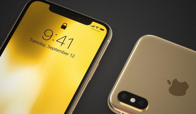 iPhone X altın rengiyle karşınızda!