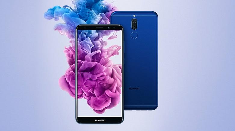Huawei Mate 10 Lite önemli bir güncelleme aldı