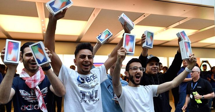 Dünyanın en çok satan telefonları açıklandı! Peki O nerede?