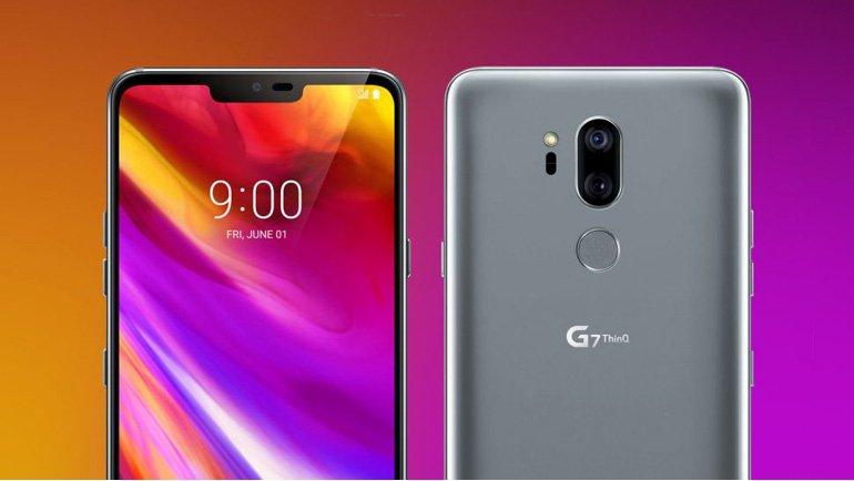 LG G7 ekran özellikleri resmi olarak açıklandı! Ekran çok ama çok iddialı