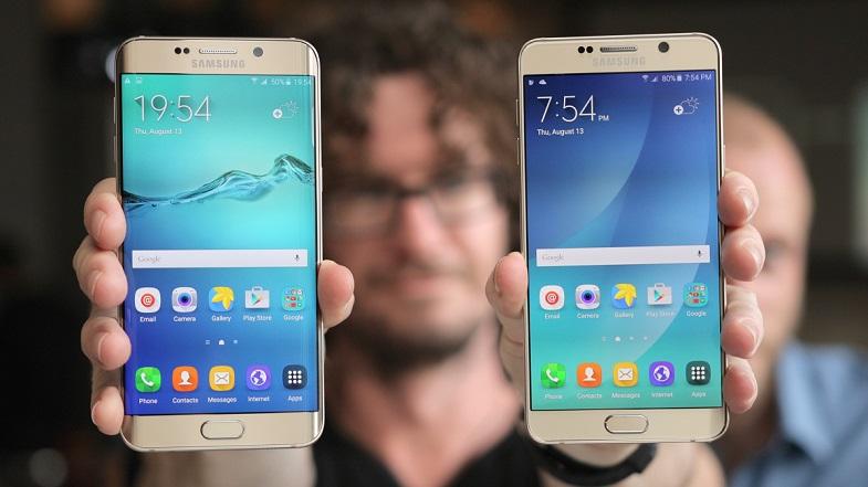 Galaxy Note 5, Galaxy S6 edge Plus ve J5 2017 için güncelleme başladı
