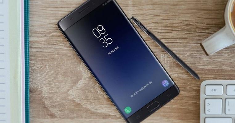 Galaxy Note FE (Note 7) için Android 8.0 Oreo güncellemesi başladı!