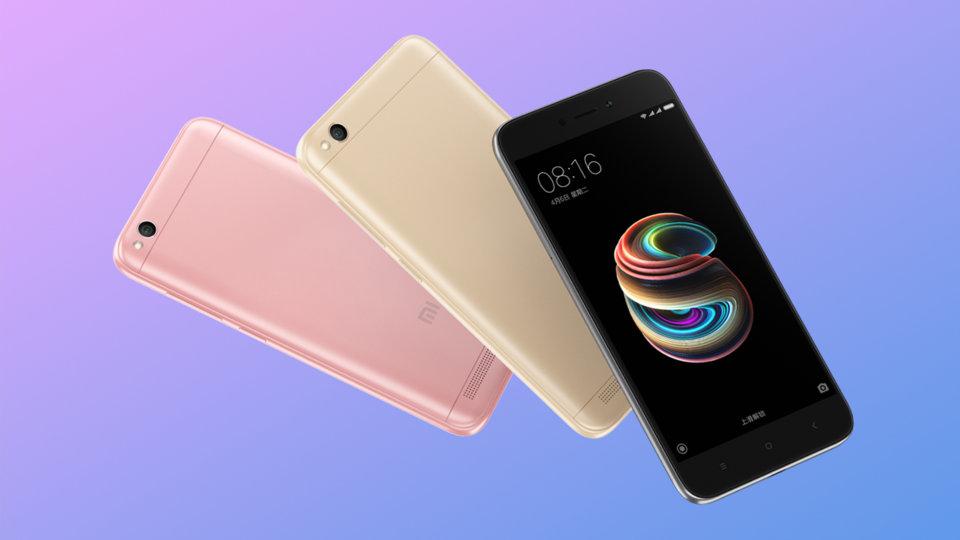 Xiaomi Redmi 6A: Xiaomi'den bir telefon daha geliyor