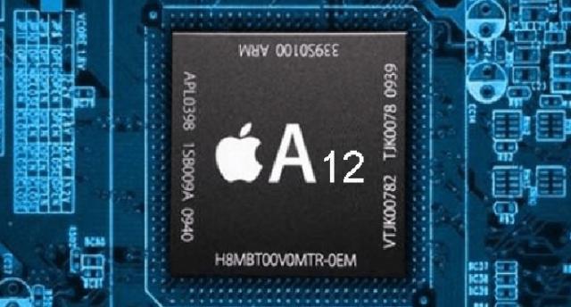 """Apple A12 Bionic yonga setleri """"yok artık bu kadar da olmaz"""" dedirtecek!"""