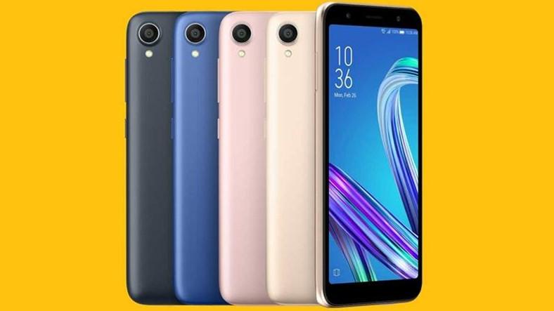 Zenfone Live L1 tanıtıldı! Karşınızda Asus'un en ucuz telefonu