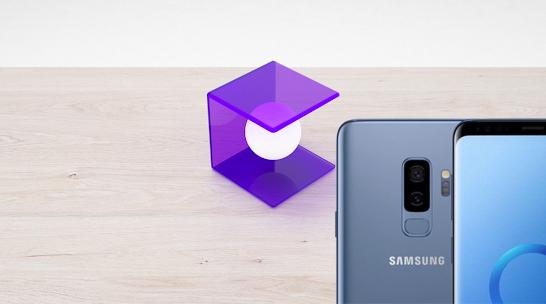 Galaxy S9 ve Galaxy S9 Plus ARCore desteğine kavuştu! Şimdi Apple düşünsün!