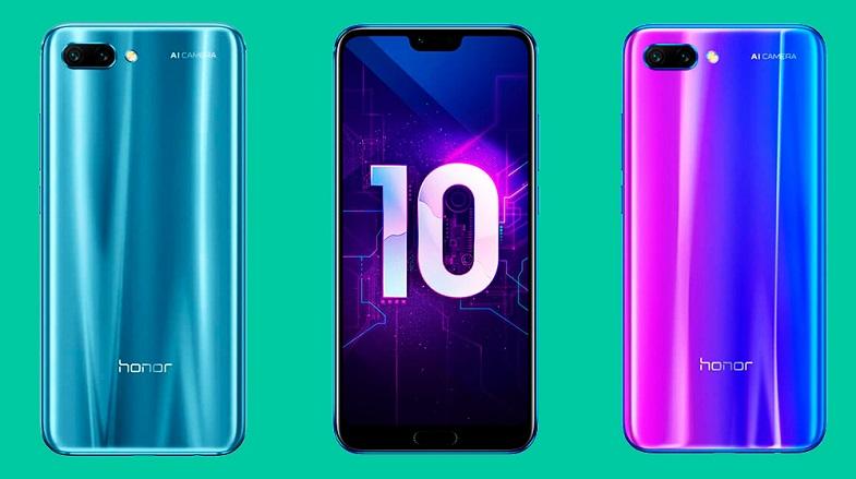 Honor 10 temalarını Huawei ve Honor telefonlara kurun!