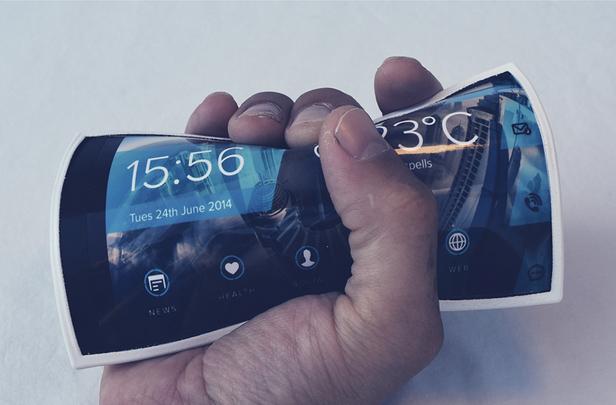 Huawei katlanabilir ekranlı telefon için düğmeye bastı!
