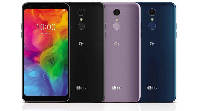 Patron çıldırdı! Şimdi de Kalemli LG Q7 Stylus Plus geliyor!!!