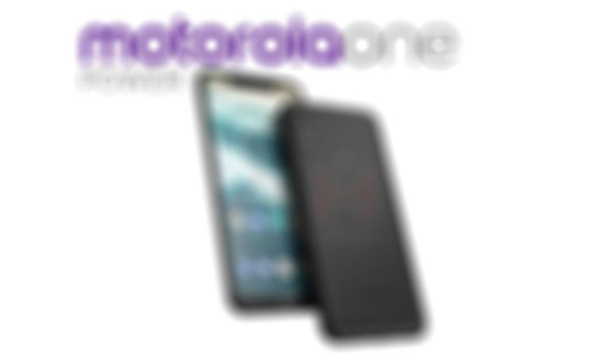Bende de çentik var! Karşınızda Motorola One Power!