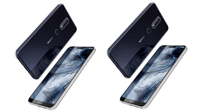 Çentikli ve inanılmaz ucuz Nokia X6 resmi olarak sızdırıldı!