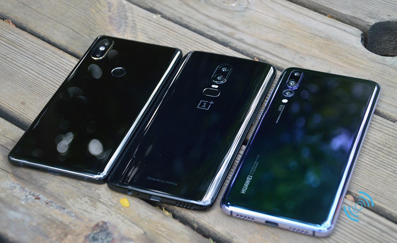 OnePlus 6, Xiaomi Mi Mix 2S ve Huawei P20 Pro kamera karşılaştırma