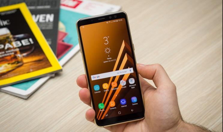 Galaxy A8 Android 9 Pie güncellemesi başladı