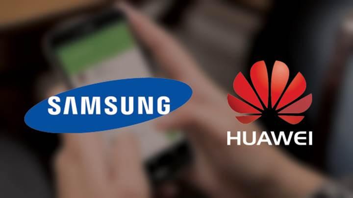Huawei dışarı, Samsung içeri!!!