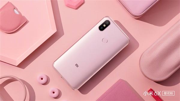 Xiaomi Mi 6X iki yeni rengi ile karşımızda! Biri sana, biri bana misali…