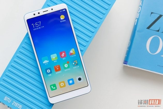 "Xiaomi Redmi 5 Avrupa pazarına ""Hello"" dedi! ""Bazaar"" karışacak!"