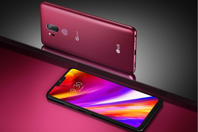 LG G8 ThinQ ekran çözünürlüğü ile fark yaratacak! Ne gerek var???