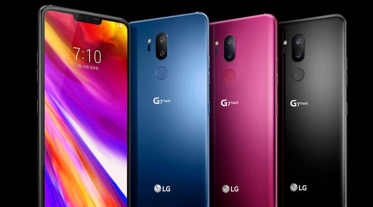 LG G7 ThinQ resmi olarak satışa sunuldu! LG G7 ThinQ fiyatı ne kadar?