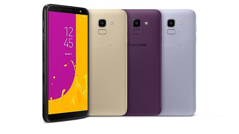 Samsung Galaxy J6 ve Galaxy J4 Türkiye'de satışa sunuldu