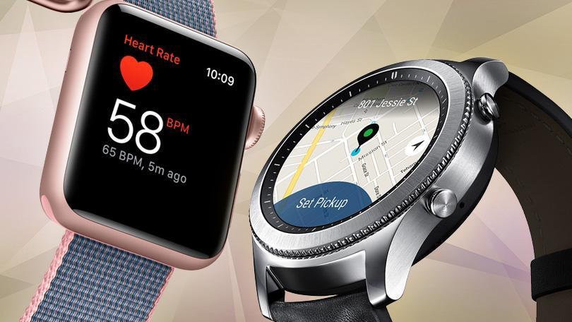 Akıllı saat pazarında Apple Watch rakipsiz! Peki Samsung?