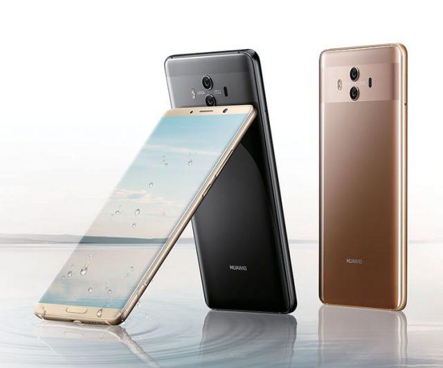 Huawei Mate 20 Pro sızdırıldı! Edge ekran mı o?