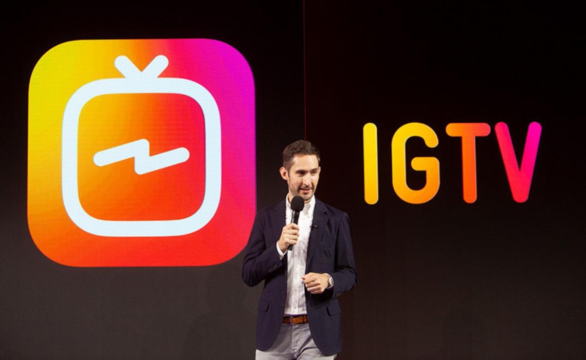 Instagram IGTV tanıttı! Peki IGTV nedir