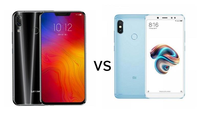 Lenovo Z5 ve Xiaomi Redmi Note 5 Pro hangisi daha iyi?
