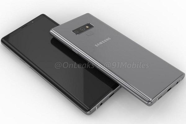 Galaxy Note 9 tanıtım tarihi