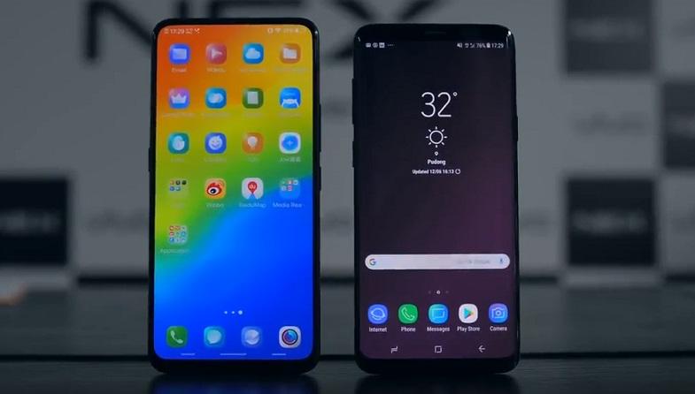 Büyük kapışma! Vivo Nex ve Galaxy S9 Plus kamera karşılaştırması