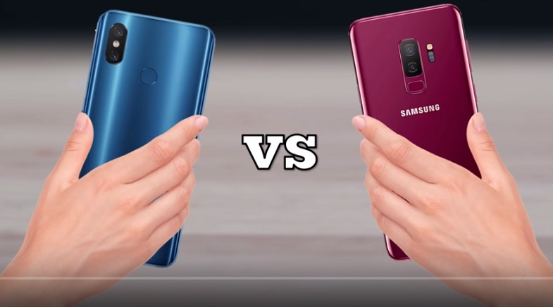 Xiaomi Mi 8 ve Galaxy S9 Plus kamera karşılaştırması! Hangisi daha iyi?