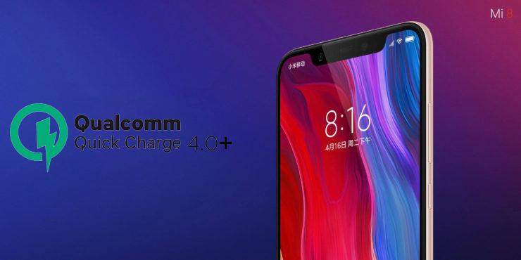 Xiaomi Mi 8 hızlı şarj özelliği ne kadar hızlı?