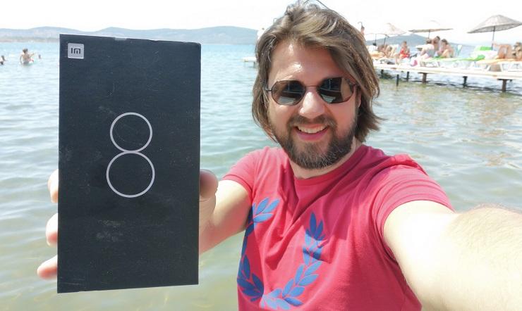 Xiaomi Mi 8 kutu açılışı! Tatil Matil demedik! Açtık!!!