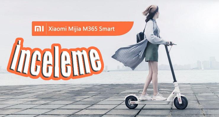 Xiaomi Mijia M365 inceleme! Scooter'ların babası'