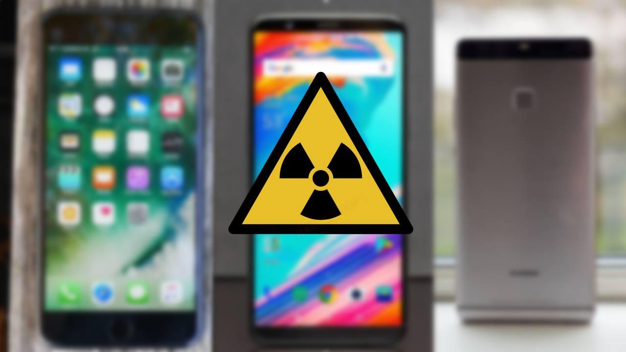 En Fazla Radyasyon Yayan Akıllı Telefonlar!!